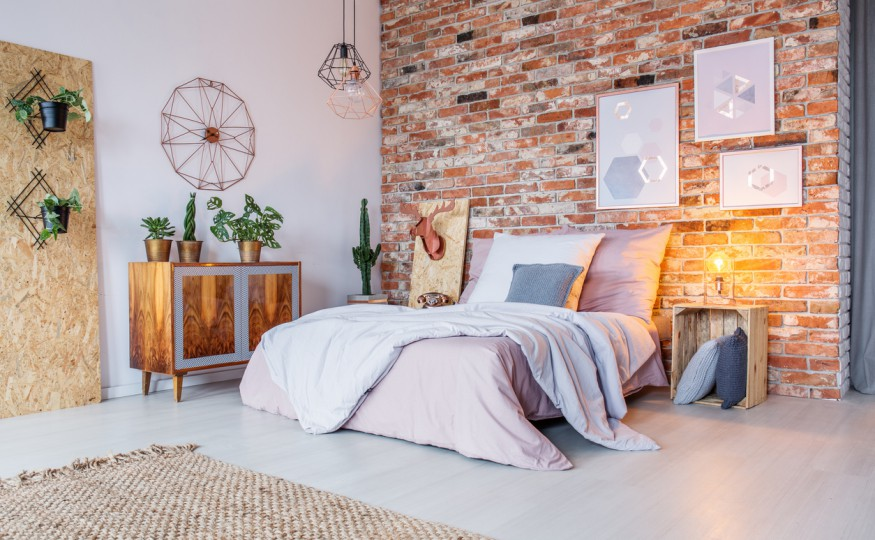 Sypialnia – design to też drobiazgi