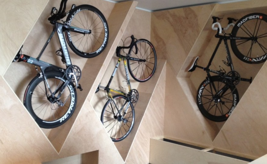 Gdzie trzymać rower w bloku?