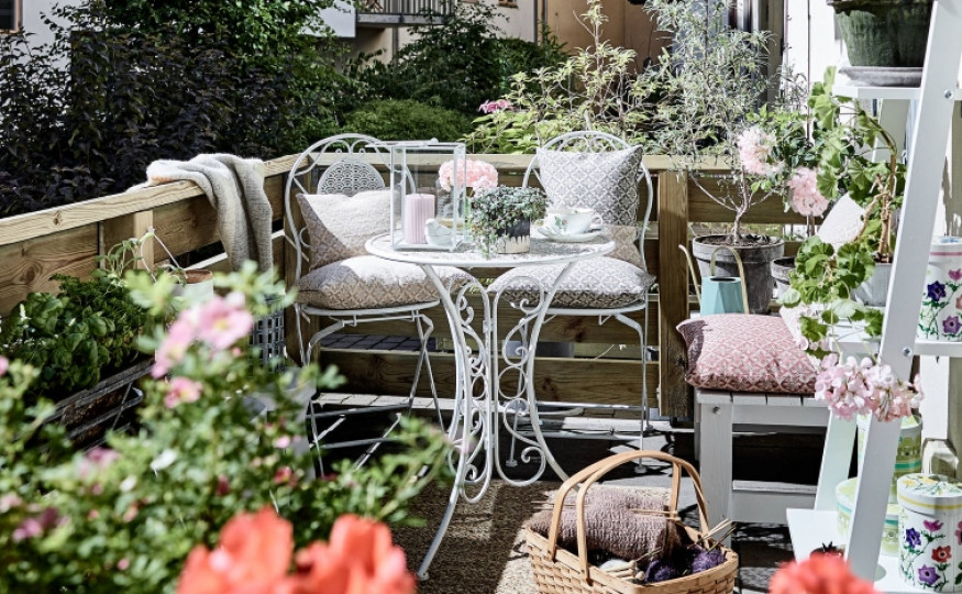 Tarasy i balkony – galeria inspiracji
