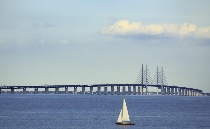 Most nad Sundem, Szwecja