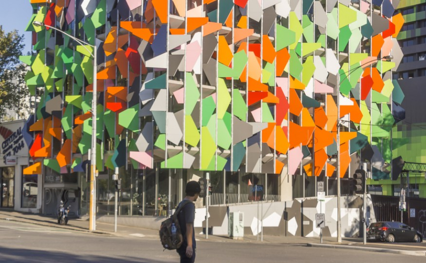 Pixel, Melbourne, Australia