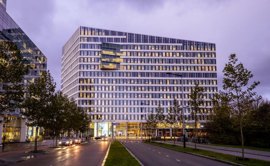 The Edge, Amsterdam, Holandia