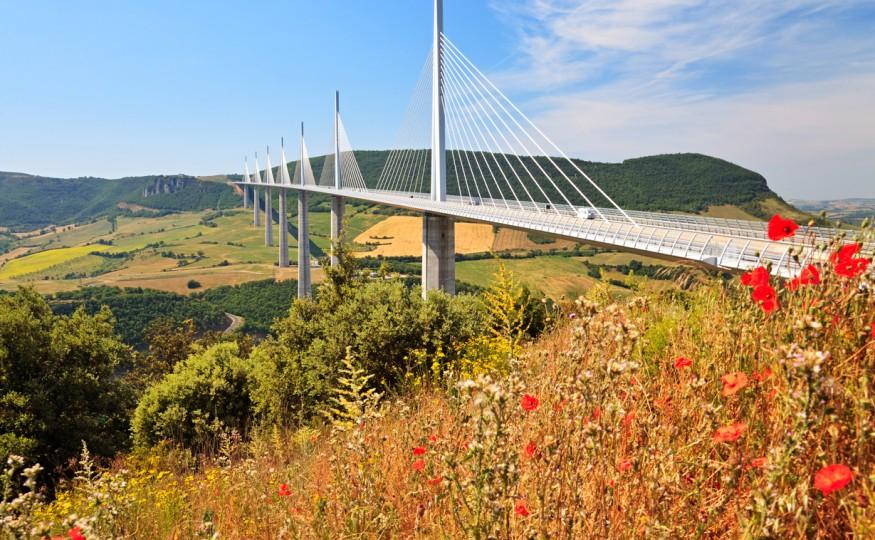 Millau Viaduct, Francja