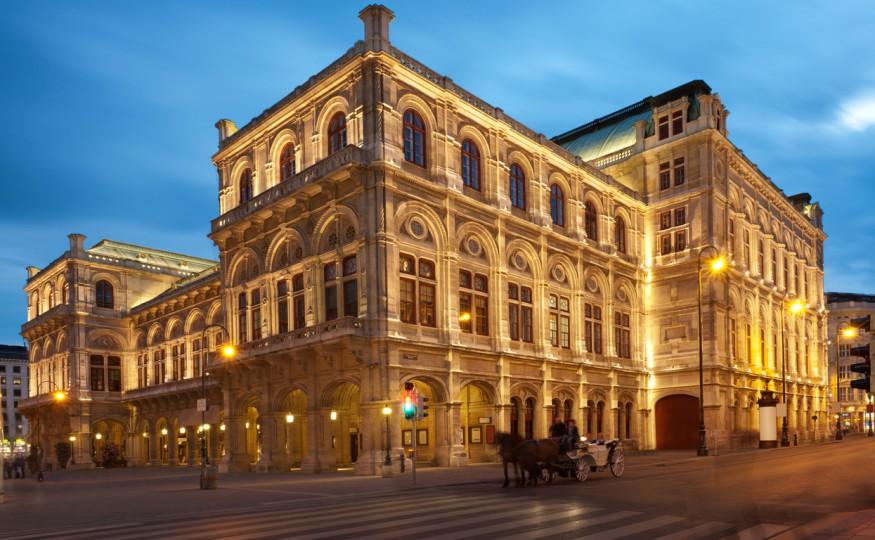 Wiedeńska Opera Państwowa - tu spotyka się austriacka śmietanka