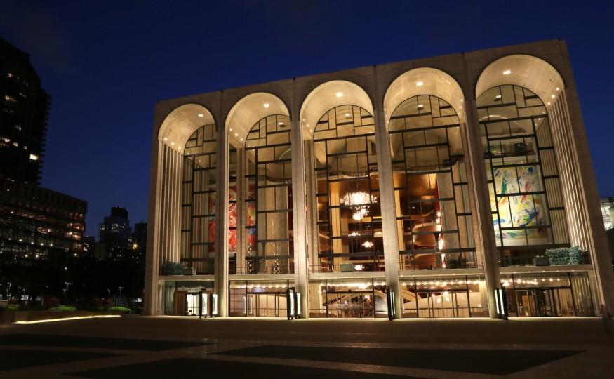 Metropolitan Opera, Carnegie Hall - pierwsze sale koncertowe w USA