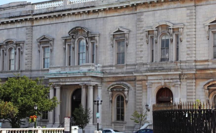 Biblioteka George'a Peabody'ego w Baltimore, Stany Zjednoczone