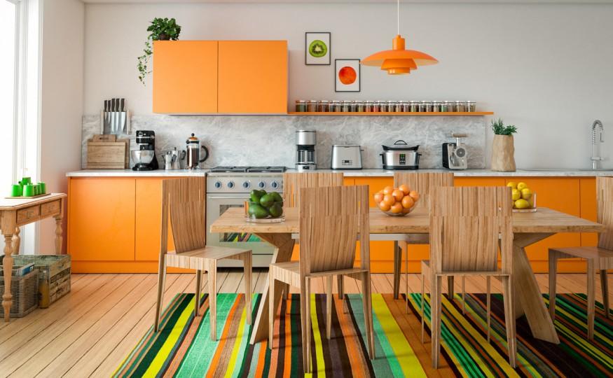 Oranż - energia i ciepło