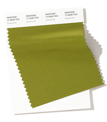 Pantone-Fashion-Color-Trend-Report-New-York-Autumn-Winter-2019-2020-Swatch-Guacamole