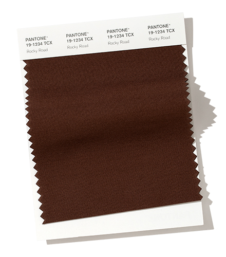 Pantone-Fashion-Color-Trend-Report-New-York-Autumn-Winter-2019-2020-Swatch-Rocky-Road