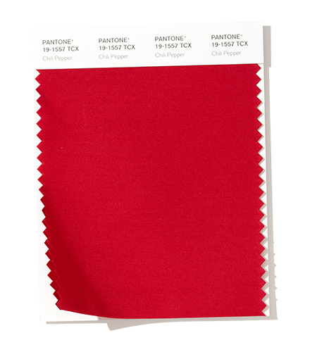 Pantone-Fashion-Color-Trend-Report-New-York-Autumn-Winter-2019-2020-Swatch-Chili-Pepper