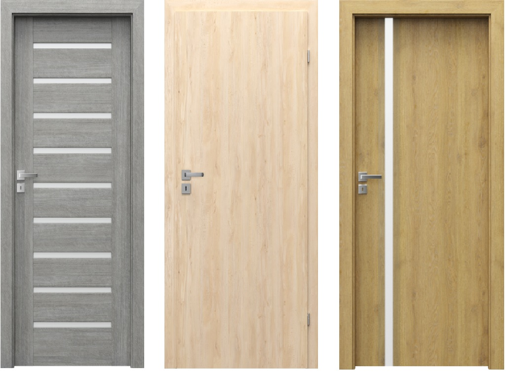 drzwi drewno