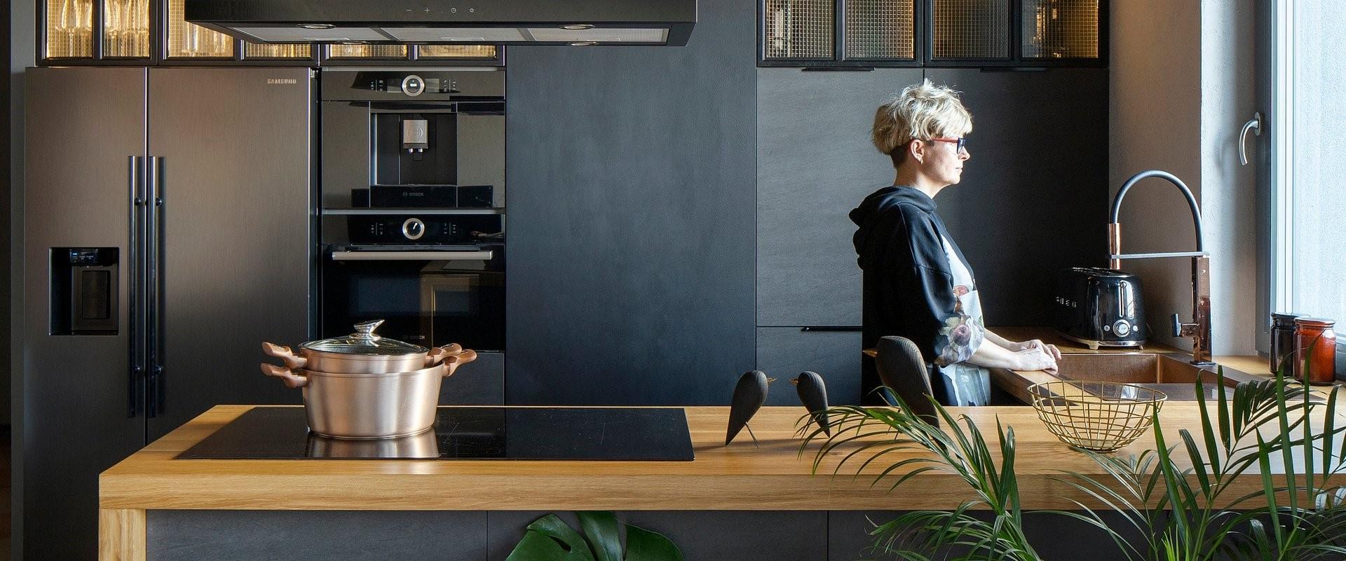 industrialna kuchnia