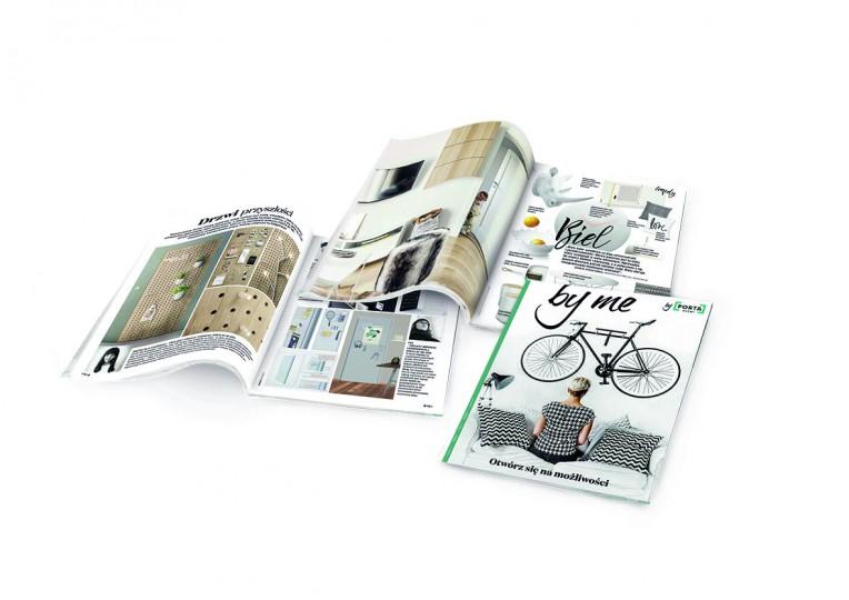 """Jeszcze więcej inspiracji – magazyn """"BY ME BY PORTA"""""""