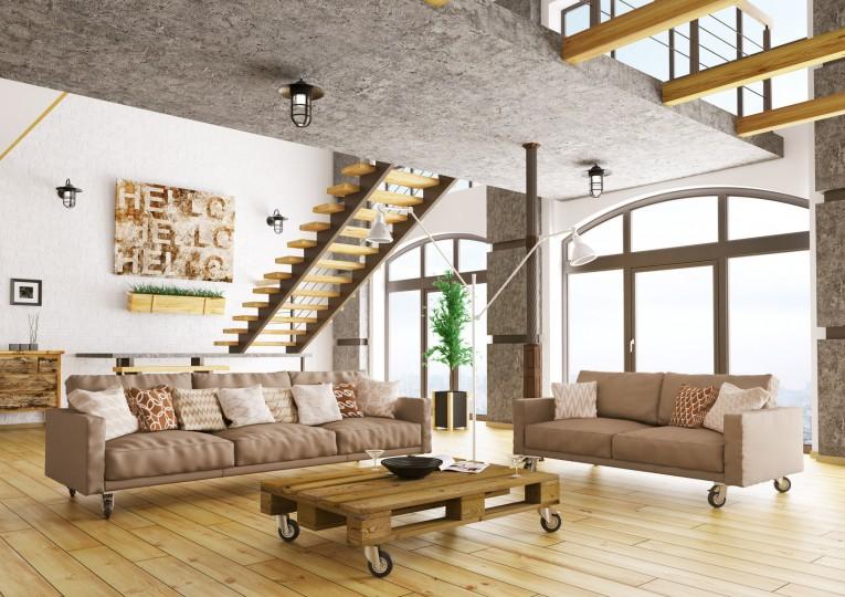 Meble z palet - sposób na oryginalny wystrój w Twoim domu