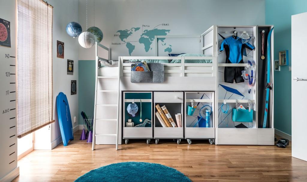 Wielofunkcyjne Meble Rozwiązanie Problemów Małego Mieszkania