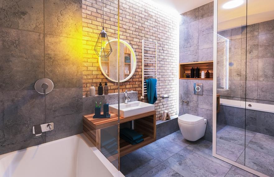 Łazienka niczym SPA – aranżacje i przeznaczenie na przestrzeni wieków