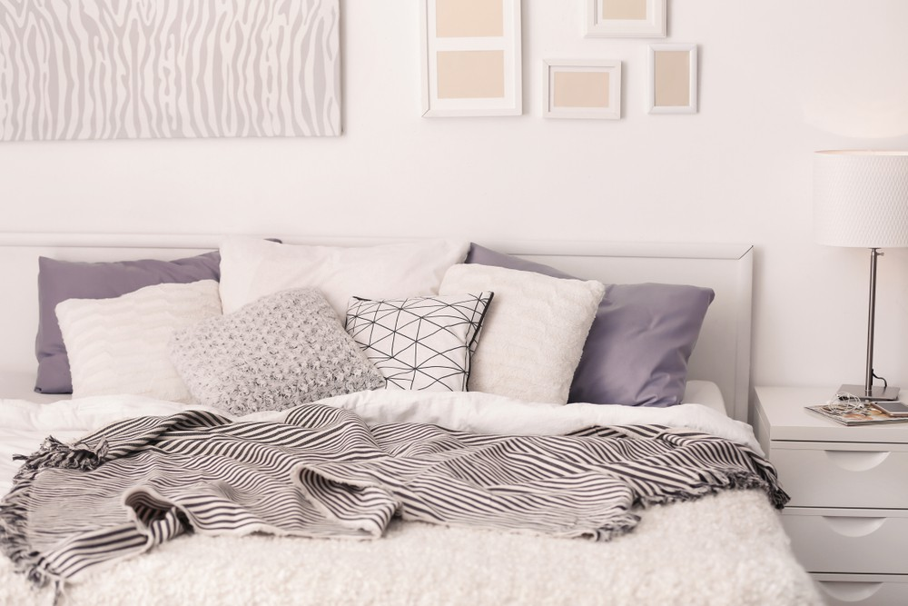 Metamorfoza sypialni bez remontu. Masz mnóstwo możliwości!