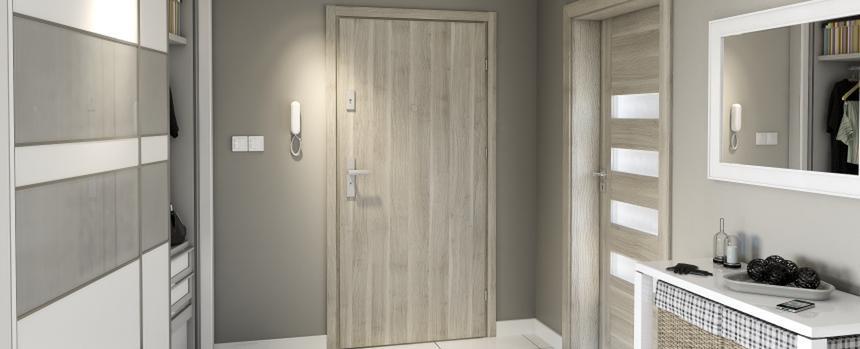 Jaki Jest Idealny Kolor Drzwi Wewnętrznych Drzwi
