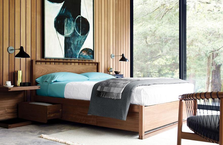 Śpij jak król: o nowoczesnych łóżkach i materacach