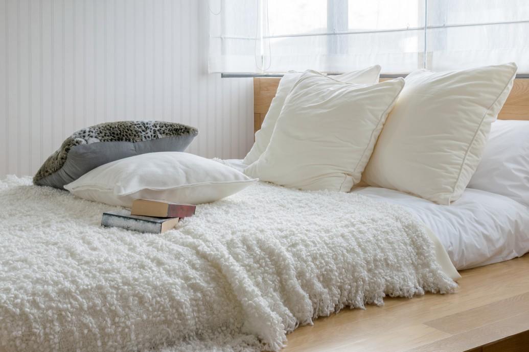 Sypialnia W Bieli Nowoczesna I Inspirująca Wystrój Wnętrz
