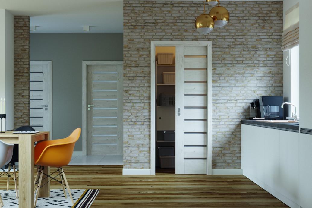 Drzwi Przesuwne Aranżacje Oszczędzające Miejsce W Domu