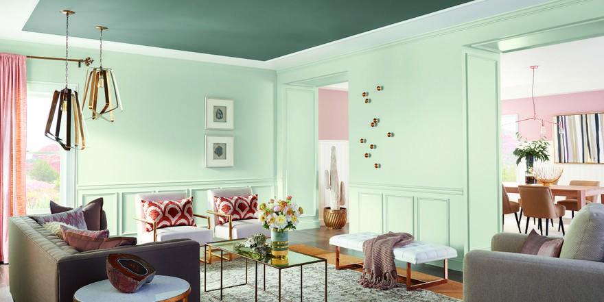 Planujesz letnie malowanie? Zobacz modne kolory ścian w mieszkaniu i zainspiruj się!