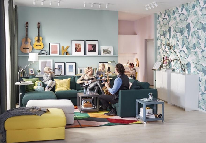 Jak urządzić dom dla wielodzietnej rodziny? Radzi architekt