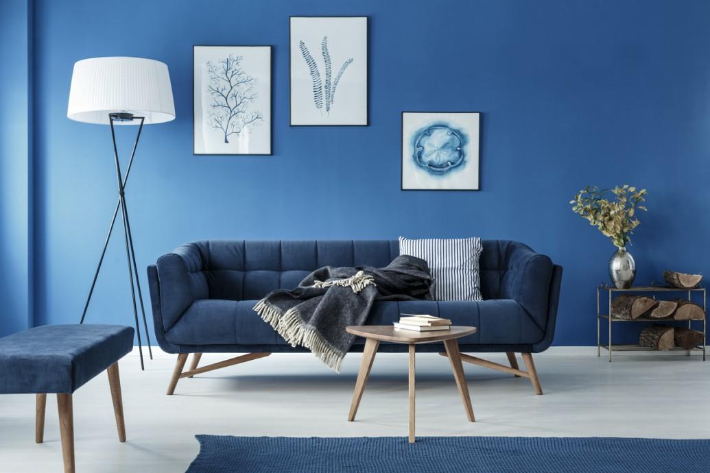 Inspiracje na wykorzystanie Classic Blue (kolor Pantone 2020) w swoim mieszkaniu!