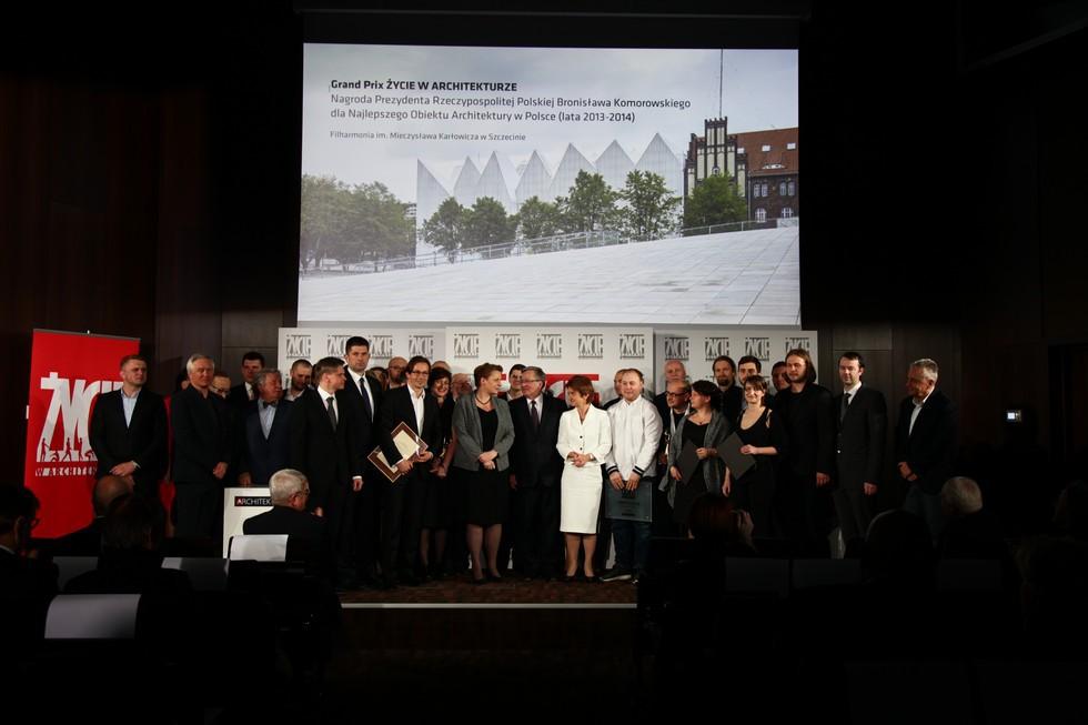 """VIII edycja konkursu """"Życie w architekturze"""" rozstrzygnięta!"""