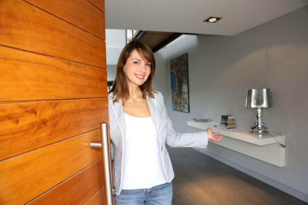 Jak wybierać rozmiar drzwi zewnętrznych?