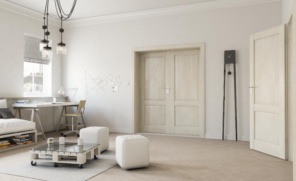 Drzwi płytowe czy płycinowe? - Wybierz pomiędzy tradycją a nowoczesnością.