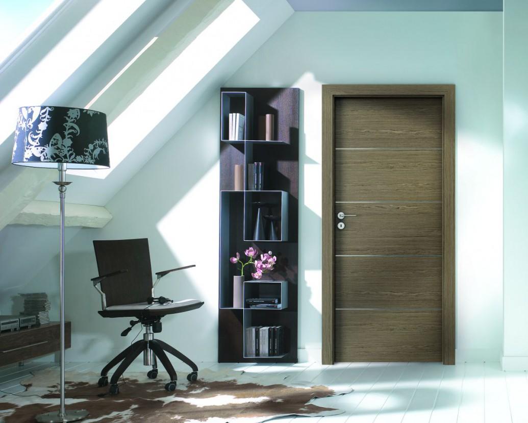 Drzwi fornirowane czy laminowane? Jaką okleinę wybrać?