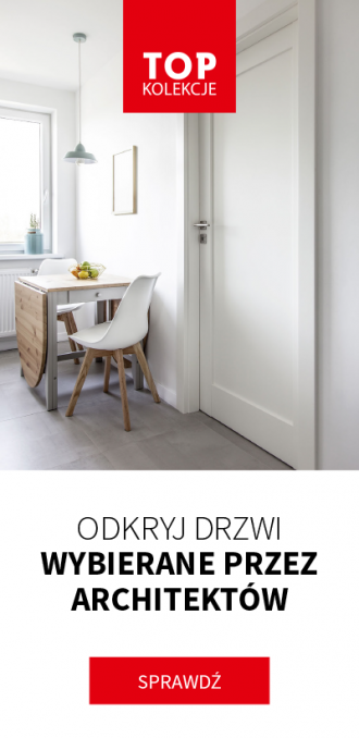 ODKRYJ DRZWI WYBIERANE PRZEZ ARCHITEKTÓW