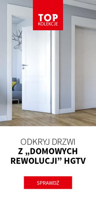 """ODKRYJ DRZWI Z """"DOMOWYCH REWOLUCJI"""" HGTV"""