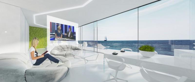 file.dom zródło Apartament na styku lądu z morzem AJOT Pracownia projektowa