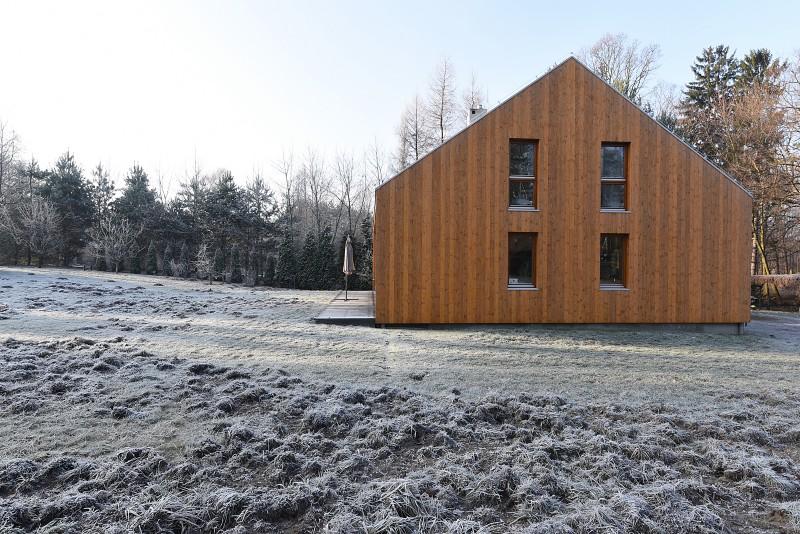 Czyli dom ekologiczny powinien być bardziej konwencjonalny