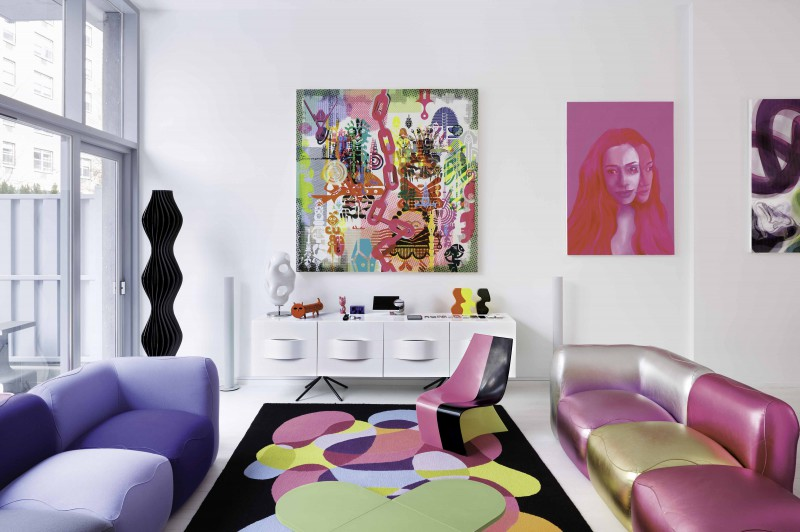 Karim Rashid – nieposkromiona kreatywność